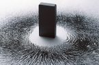 """Perierga.gr - Εκατομμύρια ρινίσματα σιδήρου """"στροβιλίζονται"""" γύρω από έναν μαγνήτη"""