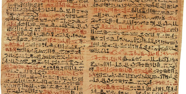 Perierga.gr - Το παλαιότερο... ιατρικό βιβλίο του κόσμο χρονολογείται γύρω στο 1.600 π.Χ.