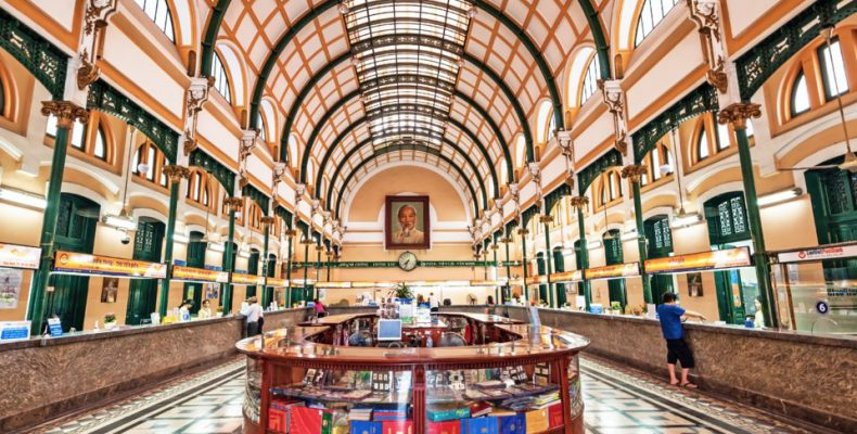 Εντυπωσιακά κτήρια ταχυδρομείων στον κόσμο