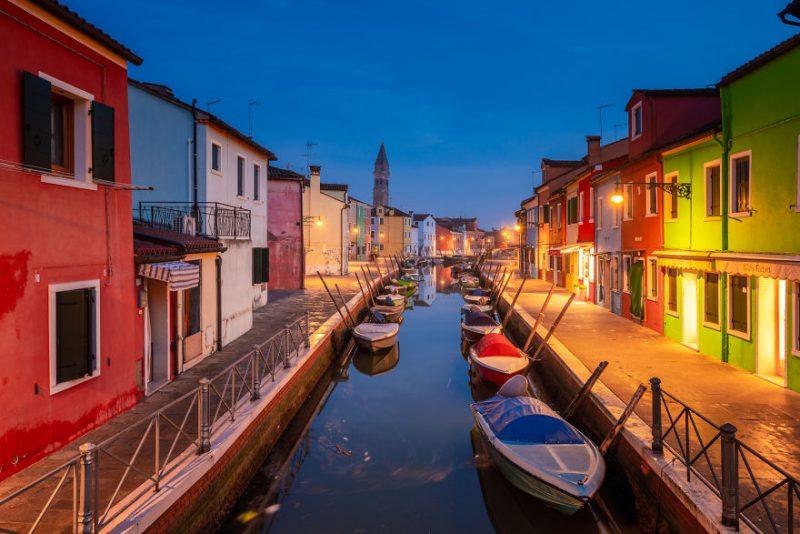 Perierga.gr - Όμορφες εικόνες από τη Βενετία το χειμώνα