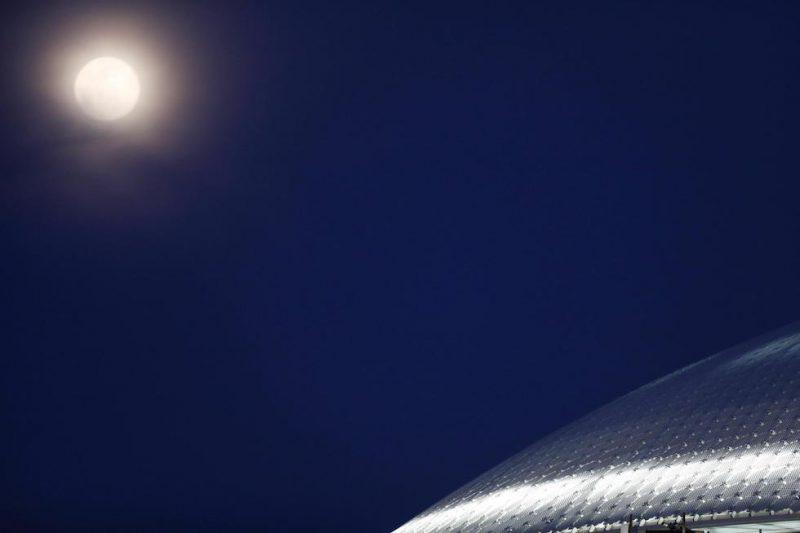 Perierga.gr - Εντυπωσιακές φωτογραφίες από το φαινόμενο της υπερ-σελήνης