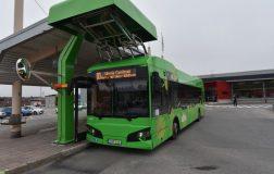 Perierga.gr - Τα ηλεκτροκίνητα λεωφορεία, «κλειδί» στη μάχη κατά ρύπων