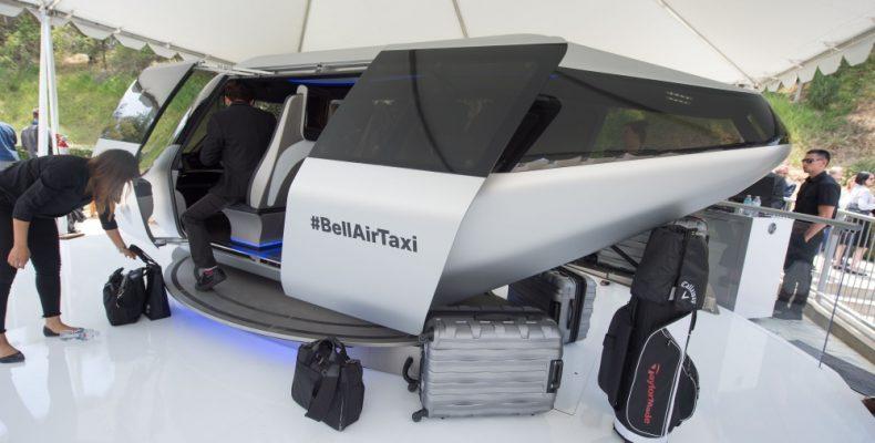 Πόσο πιθανή είναι η ύπαρξη ιπτάμενων ταξί μέχρι το 2025;