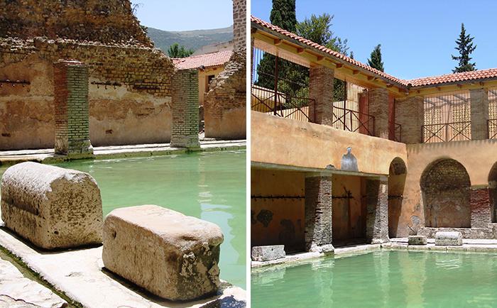 Perierga.gr - Αρχαίο ρωμαϊκό λουτρό χρησιμοποιείται εδώ και 2.000 χρόνια
