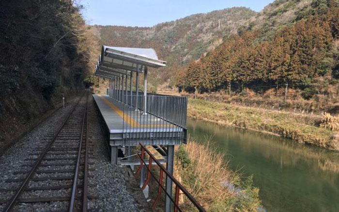 Perierga.gr - Ένας σιδηροδρομικός σταθμός χωρίς είσοδο και έξοδο!