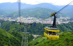 Perierga.gr - Η μεγαλύτερη διαδρομή του κόσμου με τελεφερίκ