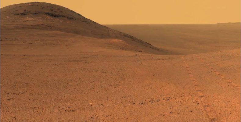 Perierga.gr - Επιβεβαιώθηκε η ύπαρξη μεθανίου στον Άρη