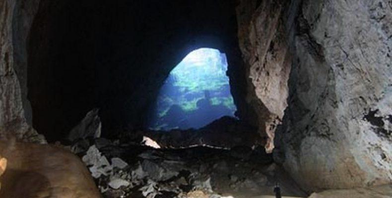 Perierga.gr - Το μεγαλύτερο σπήλαιο του κόσμου μπορεί να είναι μεγαλύτερο από όσο πιστεύαμε