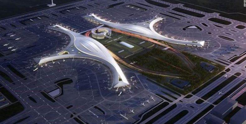 Perierga.gr - 450 Νέα αεροδρόμια θα κατασκευαστούν στην Κίνα μέχρι το 2035