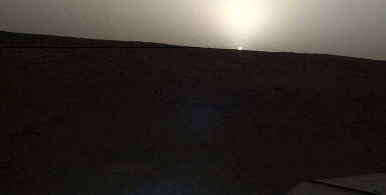 Perierga.gr - Η ανατολή και η δύση του ηλίου από τον Άρη
