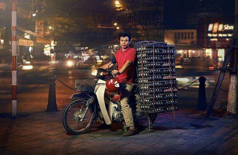 Perierga.gr - Ο πολιτισμός των δίκυκλων οχημάτων της Ασίας