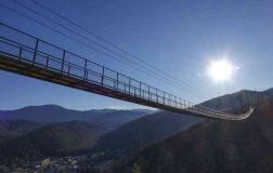Perierga.gr - Η μεγαλύτερη κρεμαστή πεζογέφυρα στη Βόρεια Αμερική