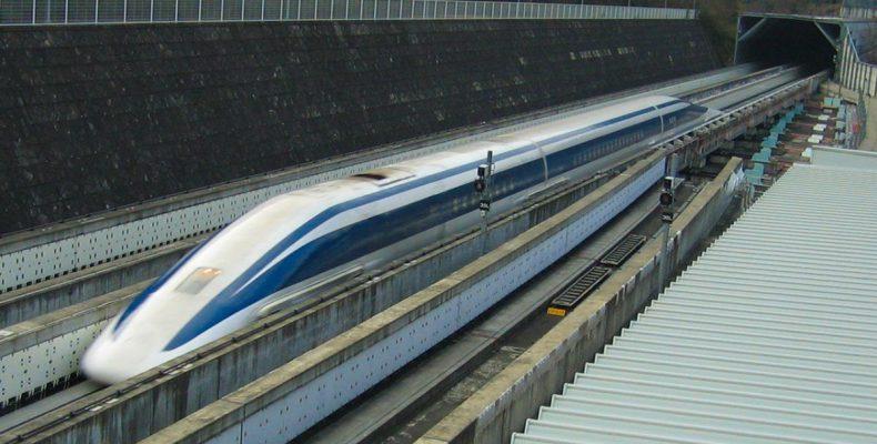 Perierga.gr - Το πιο γρήγορο τρένο στον κόσμο θα πιάνει τα 400 χλμ/ώρα!