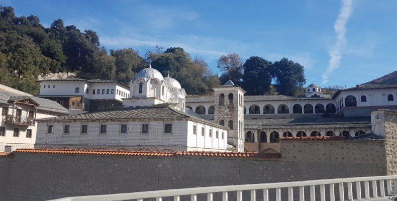 Perierga.gr - Το παλαιότερο εν ενεργεία μοναστήρι της Ευρώπης βρίσκεται στην Ελλάδα