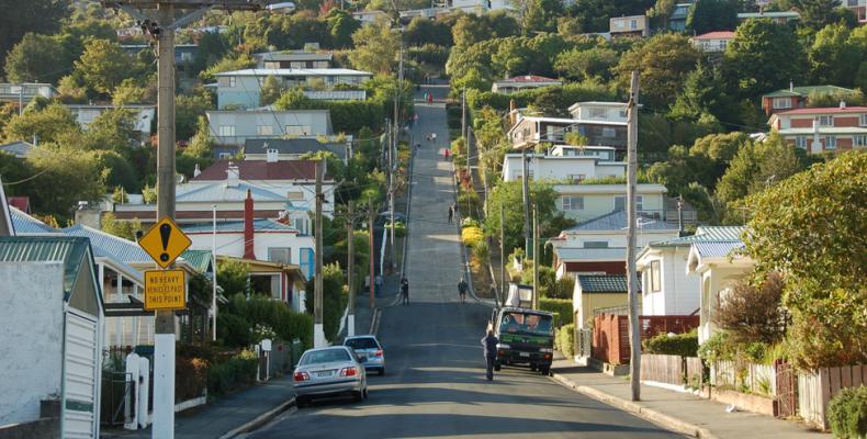 Perierga.gr - Αυτός είναι ο νέος πιο απότομος δρόμος σύμφωνα με το ρεκόρ Γκίνες