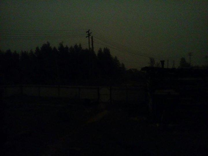 Perierga.gr - Κάτοικοι επαρχίας της Σιβηρίας ξύπνησαν το πρωί... στο σκοτάδι