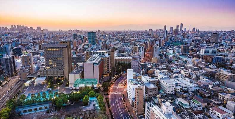 Perierga.gr - Ταξίδι από ψηλά στην Ιαπωνία