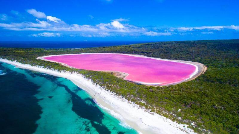 Perierga.gr - Όμορφες λίμνες σε όλο τον κόσμο