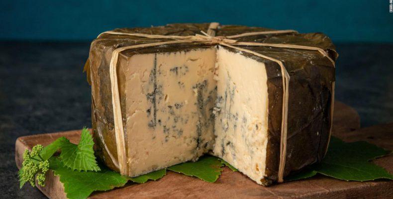 Perierga.gr - Rogue River Blue: Το καλύτερο τυρί του κόσμου