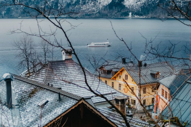 Perierga.gr - Όμορφες εικόνες του Χάαλστατ!