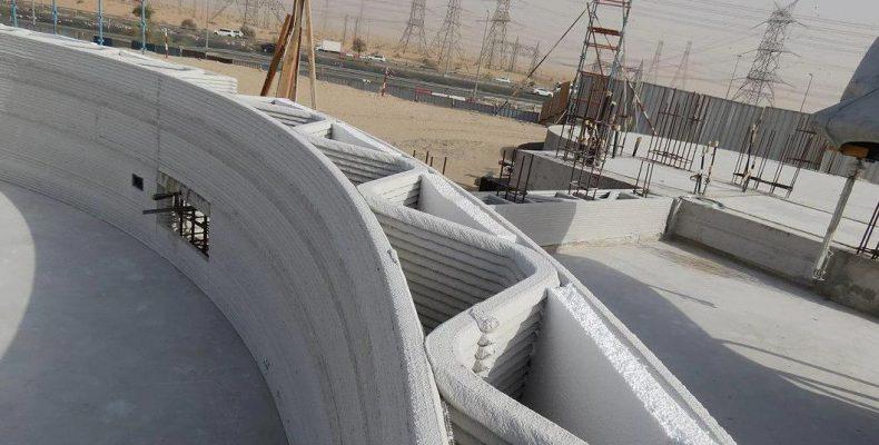 Perierga.gr - Ολοκληρώθηκε το μεγαλύτερο 3D εκτυπωμένο κτήριο