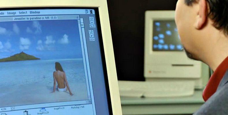 Perierga.gr - Πώς ήταν το Photoshop όταν πρωτοκυκλοφόρησε, πριν από 30 χρόνια