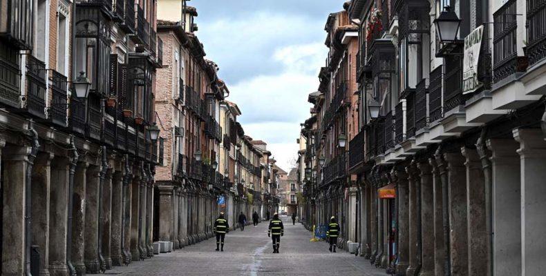 Perierga.gr - Πώς άδειασαν οι άλλοτε πολυσύχναστες πόλεις