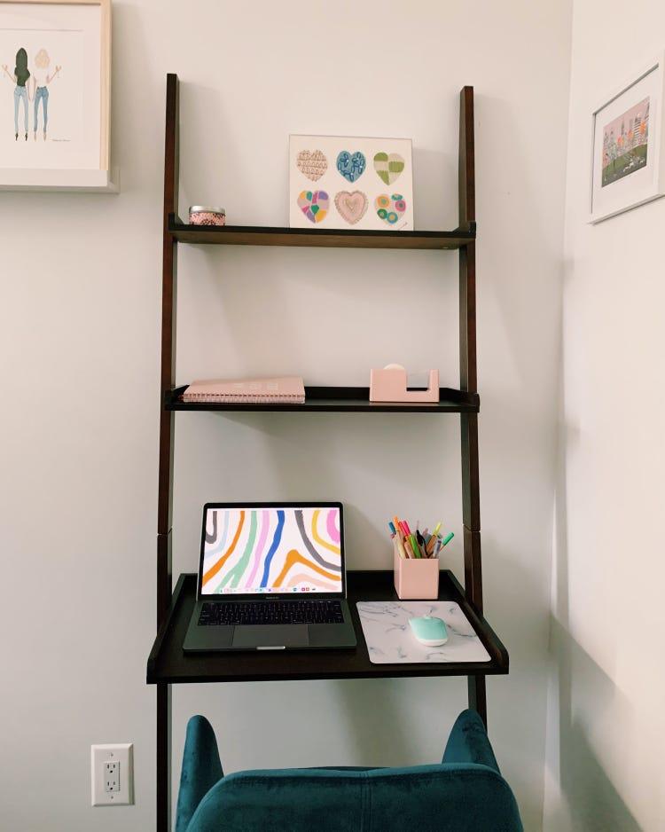 Perierga.gr - Φωτογραφίες-έμπνευση να μεταμορφώσετε τον χώρο σας αν δουλεύετε από το σπίτι