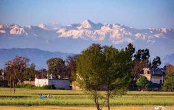 Perierga.gr - Για πρώτη φορά μετά από 30 χρόνια τα Ιμαλάια είναι ορατά από την Ινδία