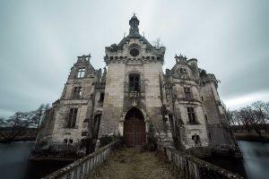 Perierga.gr - Η... άγρια ομορφιά των εγκαταλελειμμένων κάστρων