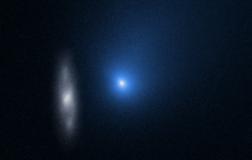 Perierga.gr - «Μπορίσοφ»: O πρώτος διαστρικός κομήτης που εισέβαλε στο ηλιακό μας σύστημα