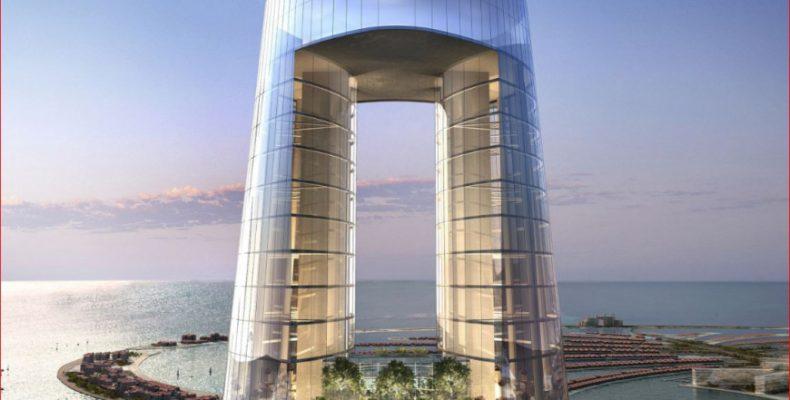 Perierga.gr - Το ψηλότερο ξενοδοχείο του κόσμου θα έχει ύψος 360,4 μέτρα!