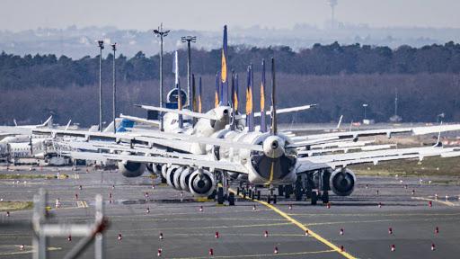 Perierga.gr - Πού πάνε τα αεροπλάνα, που δεν πετάνε;