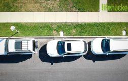 Perierga.gr - Πώς θα παρκάρεις εύκολα ανάμεσα σε δυο αυτοκίνητα;