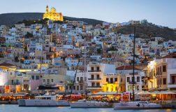 Perierga.gr - Μια μικρή... Ιταλία στην Ελλάδα - Ο τίτλος της Daily Mail για τη Σύρο