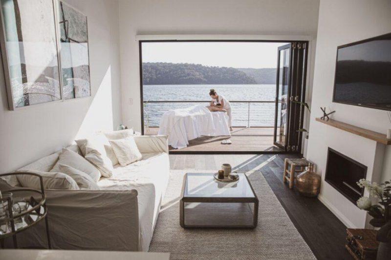 Perierga.gr - Σπίτι μέσα στη θάλασσα