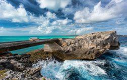 Perierga.gr - Η γέφυρα στο «στενότερο σημείο του κόσμου» στο νησί με το ελληνικό όνομα