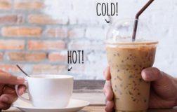 Perierga.gr - Γιατί ο κρύος και ο ζεστός καφές έχουν διαφορετική γεύση