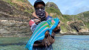 Perierga.gr - Ψάρι με φανταχτερά χρώματα... που θα μπορούσε να είναι αποτέλεσμα photoshop!