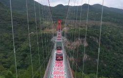 Perierga.gr - Η μεγαλύτερη γυάλινη γέφυρα στον κόσμο