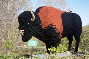 Perierga.gr - Ζώα φτιαγμένα από Lego