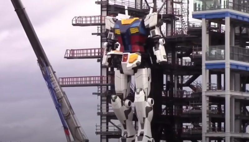 Το ψηλότερο ρομπότ στον κόσμο στα 18 μέτρα!   Perierga.gr