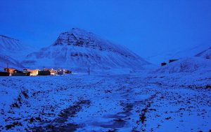 "perierga.gr - ""Αποχαιρέτησαν"" τον ήλιο για το 2020 σε πόλη της Αλάσκας λόγω της πολικής νύχτας"